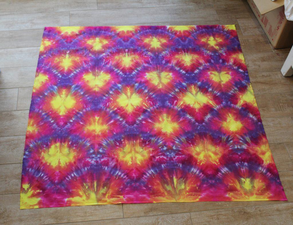 scale tie-dye
