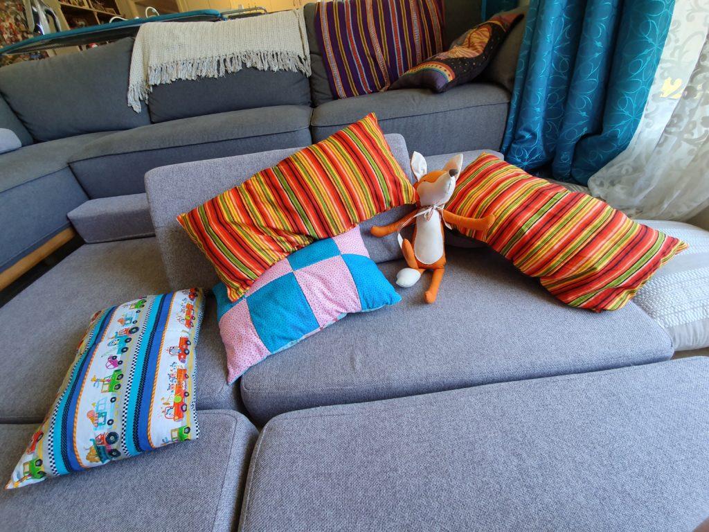 nannas pillows